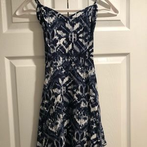 Aeropostale printed dress